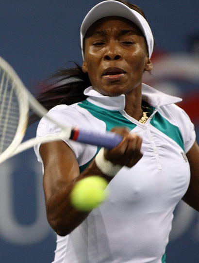 ... GETPlugged: Venus Williams Diagnosed With Sjogren's Syndrome