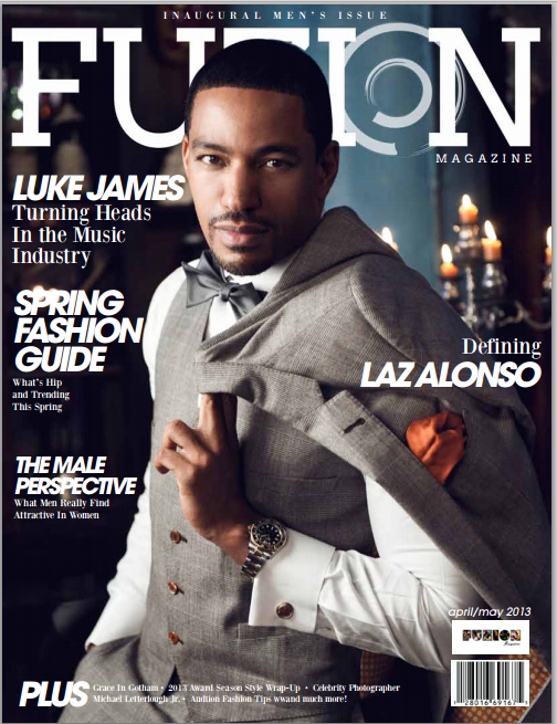 Laz Alonso Updated Cover
