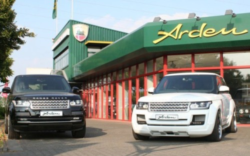 Arden Range Rover 3 side by side