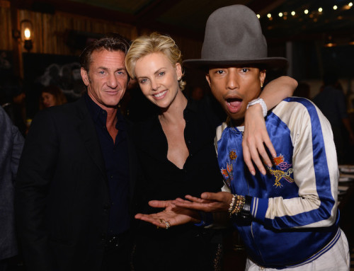 "Bionic Yarn, G-Star And Hennessy Privilege Celebrate Pharrell Williams And His Oscar Nominated Single, ""Happy"""