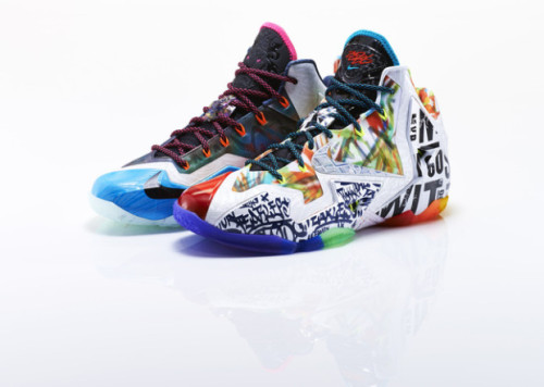 LeBron XI - What The LeBron May 31